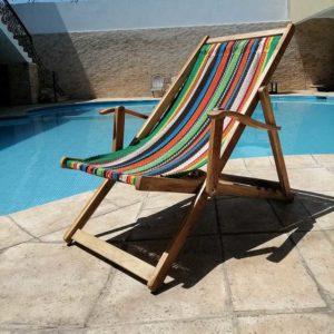 Nicaraguan beach chair